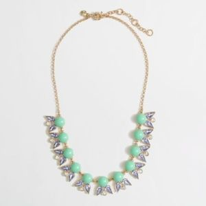 J. Crew Factory Pointed Petal Necklace